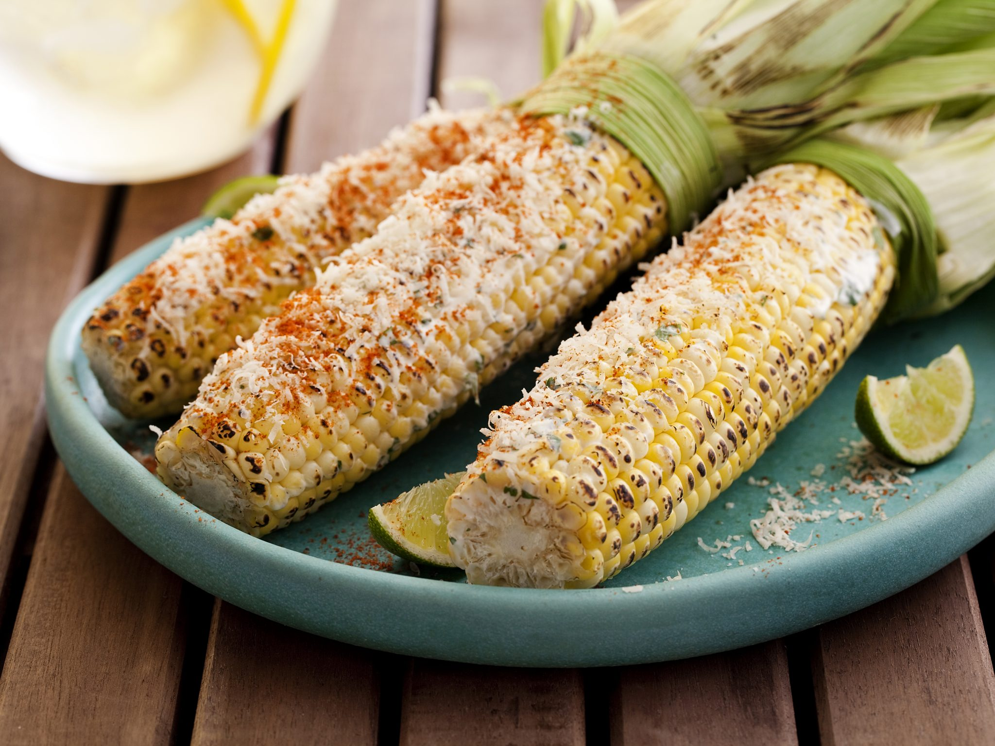 Easy grilled corn recipes